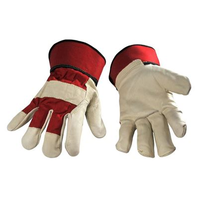 Picture of Premium Palm Lined Cowgrain Gloves - X-Large