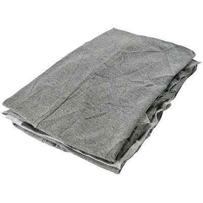 Picture of Wipe-It Grey Fleece Wipers - 25 lbs. Compressed Bale
