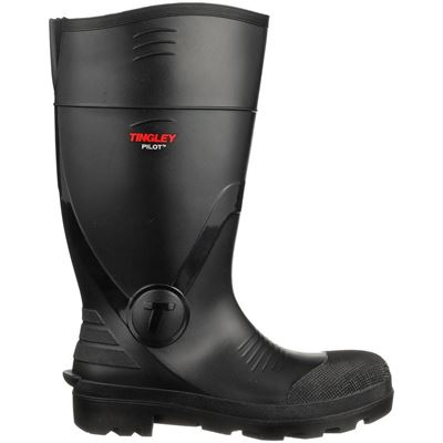 Picture of Tingley® PILOT™ Plain Toe PVC Knee Boots