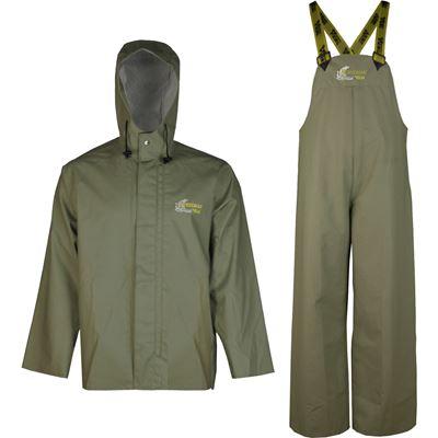 Picture of Viking® 3125J/3110P Series Green Norseman PVC Rain Suit
