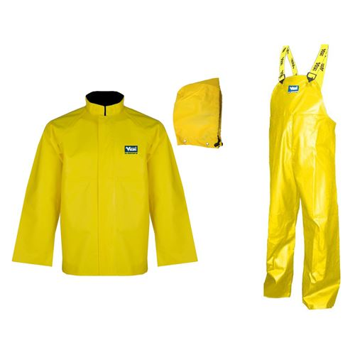 Picture of Viking® 5110 Series Yellow Journeyman PVC Rain Suit