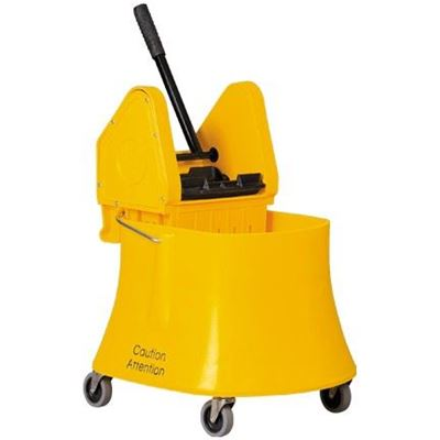 Picture of Vileda 26-40 Qt Bucket & Wringer Combo Bucket