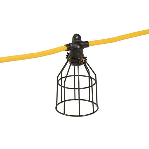 Picture of Vista String Light with Metal Cages