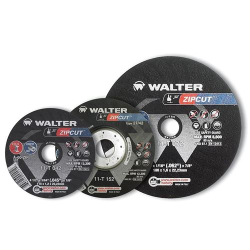 Picture of Walter ZIPCUT™ Cut-Off Wheels - Type 1 (Flat)
