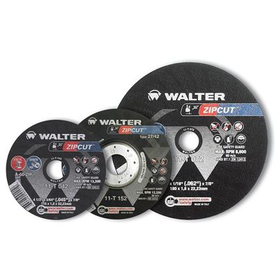 Picture of Walter ZIPCUT™ Cut-Off Wheels - Type 27 (Depressed Centre)