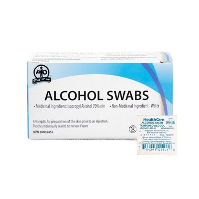 Picture of Wasip Alcohol Wipes