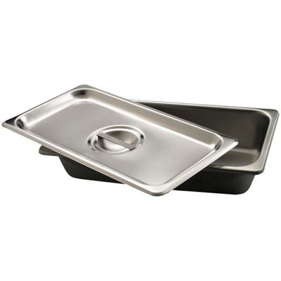 Picture of Wasip Stainless Steel Instrument Tray with Cover