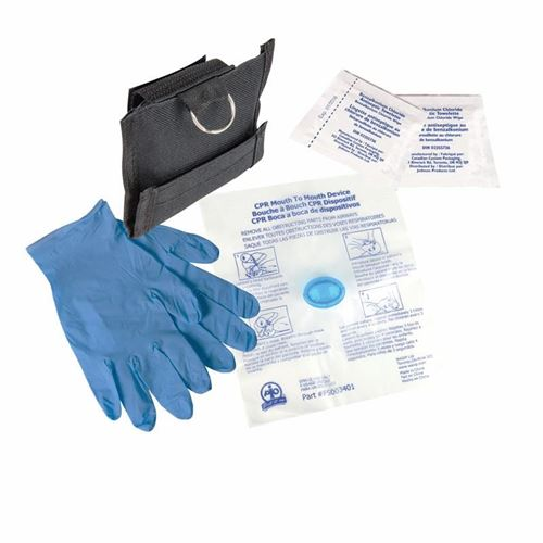 Picture of Wasip CPR Aid Compact Rescuer Key Chain Kit