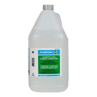 Picture of Wasip 4L Isopropyl Rubbing Alcohol