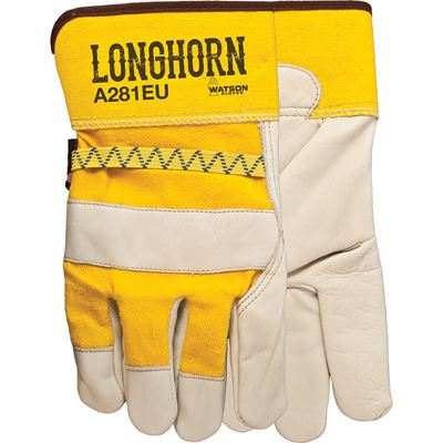 Picture of Watson Longhorn Full Grain Cowhide Fitter Gloves - One Size