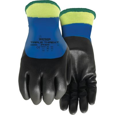 Picture of Watson 9398 Stealth Triple Threat Coated Winter Gloves