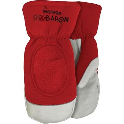 Picture of Watson 94005 Red Baron Grain Cowhide Mitts