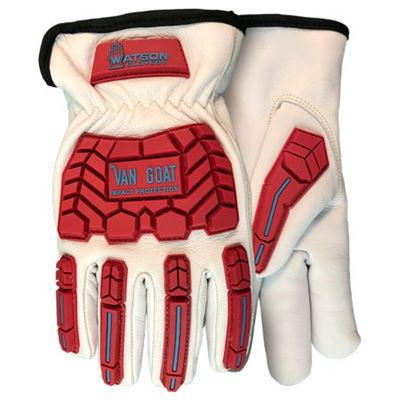 Picture of Watson 9547TPR Van Goat Winter Cut/Impact Gloves