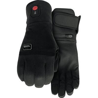 Picture of Watson Black Ice Battery Pack Heated Gloves