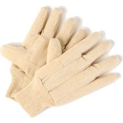 Picture of Wayne Safety 8 oz. Knitwrist Cotton Canvas Gloves