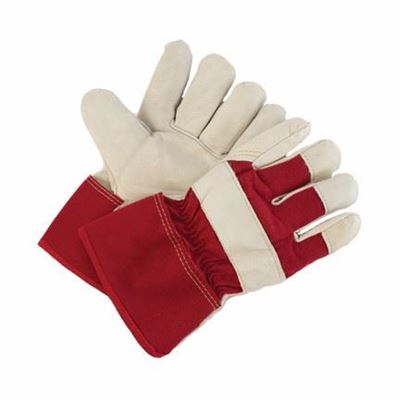 Picture of Wayne Safety Cowgrain Leather Fitters Gloves with 100g 3M Thinsulate Lining - One Size