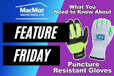 Picture for What You Need to Know About Puncture Resistant Gloves | FF13