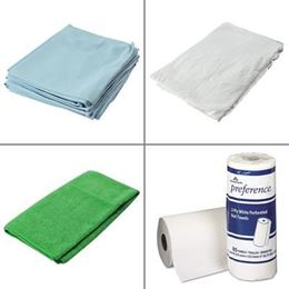 Picture for category Wipers and Towels